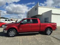2012 Ford F-150 Lariat 4X4 3.5L EcoBoost with 11,000 lbs Max Tow Edmonton Edmonton Area Preview