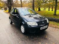 2004 Fiat Punto 1.2 Active 8v Black Metallic