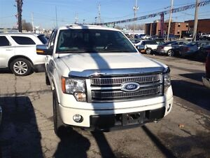 2011 Ford F-150 Platinum * NAV * PWR ROOF * LEATHER * PWR SEATS London Ontario image 2