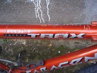 Saracen Ruff Trax mens bike frame