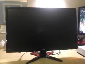 Acer Monitors x2