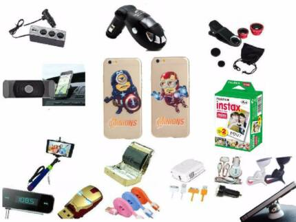 Phone Accessories and other goods Yokine Stirling Area Preview