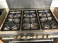 Delongi DFS905 gas/electric oven/ gas hob