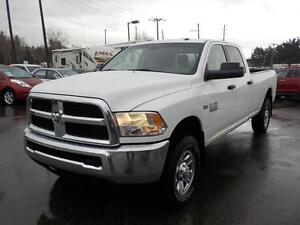2016 Dodge Ram 3500 SLT Crew Cab Long Box 4WD