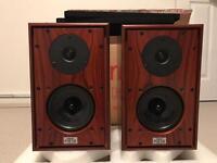 Harbeth P3ESR speakers
