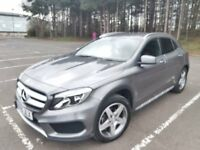 Mercedes GLA200 AMG Line CDI, Low Mileage, Full Mercedes Service History, Spotless.