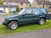 Jeep Grand Cherokee 4.0 Petrol SPARE OR REPAIR