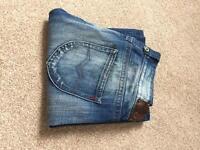 Ladies Replay Janice Jeans