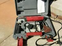 Vibrating multi saw
