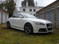 Audi TT S-line 60 reg (excellent condition)