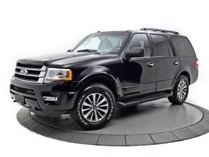 2017 Ford Expedition 4x4 CUIR TOIT