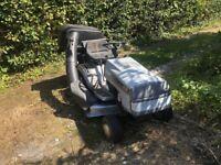 Flymo ride on mower. Spares or repair.