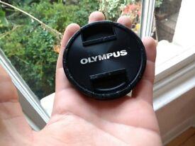 Olympus 72mm Lens Cap