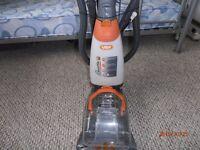 VAX Rapide Upright carpet cleaner
