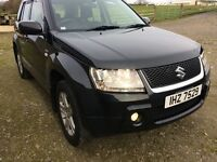 2007 Suzuki Grand Vitara 1.9 DDIS 4x4, Full Year's Mot..
