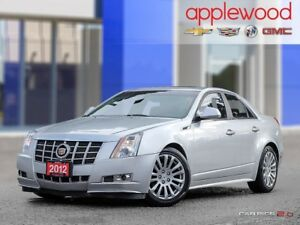 2012 Cadillac CTS Performance Collection AWD, NAVIGATION, PAN...