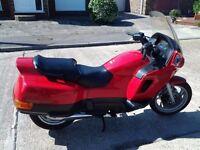 Honda Pacific Coast 800cc