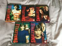 Smallville Boxsets - Seasons 1-5