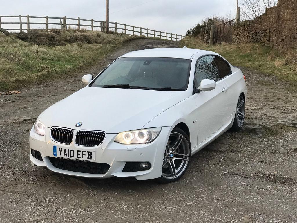 bmw 330d m sport auto coupe e92 lci in new mills derbyshire gumtree. Black Bedroom Furniture Sets. Home Design Ideas