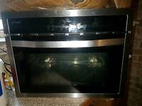 Faulty John Lewis combination microwave oven built in JLBIC02