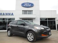 2016 Ford Escape *NEW* S *100A* FWD 2.5L I4 IVCT GAS