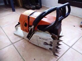 Stihl ms660 Chainsaw