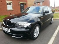 2011 BMW 118D 2.0TD 143BHP, MOT 29/12/2016, CONDITION LIKE NEW, Ł30 TAX, VERY ECONOMICAL