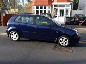 VW POLO 1.2 S - 2003 - NEW MOT - 90,000 MILES - NICE CLEAN CAR - DRIVES WELL
