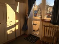 One bedroom with balcony available in Gorgie