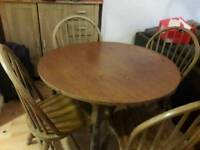 Table chair on sale
