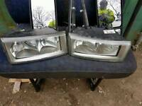 Iveco daily head lamp. Good condition. Driver side available