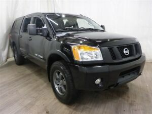 2015 Nissan Titan PRO-4X No Accidents Leather Rear Camera