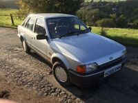 *** ford escort 1.3 swap px car van ****