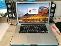 15-inch Apple MacBook Pro 2.2GHz i7! 8GB RAM! 500GB SSD! A1286 Refurbished! can shift price a little