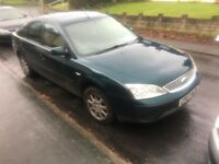 Ford mondeo £1300 ono