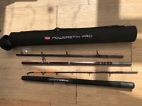 Sea Fishing Equipment, willing to sell as a job lot or in bundles.