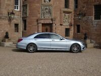 Chauffeur Driven Luxury Car Hire Edinburgh & throughout Scotland Travel in Style to your destination