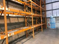 APEX PALLET RACKING FRAMES & BEAMS (Brentwood Branch)