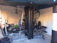 Bodycraft 4 Stack Commercial Multigym