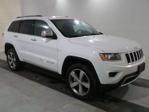 2015 Jeep Grand Cherokee Limited *SUNROOF/20 London Ontario image 1