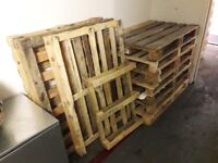 Wooden Pallets - Absolutely Free To Any Takers!