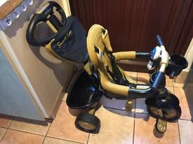 Smart trike, touch steering, in great condition