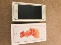 iPhone 6 - 16GB - Vodafone - White/Gold - Very Good Condition