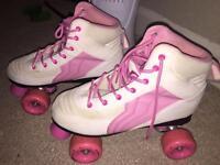 Girls Roller Skates Rio Roller size 6 £20