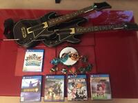 Playstation 4 (PS4) games and accessories