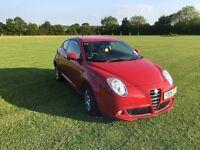 2009 Alfa Romeo Mito 1.4 16v (95bhp) Petrol
