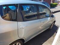 Honda, JAZZ, Hatchback, 2007, Semi-Auto, 1339 (cc), 5 doors