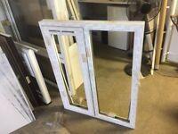 910x1170 unglazed side opening window