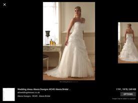 Alexia Designer Wedding Dress