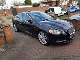 Jaguar XF - Great Smooth Drive